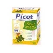 Picot Boissons Plantes Bio Tilleul Miel x10 sachets