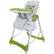 Scaun de masa Sun Baby Laura verde