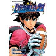 Eyeshield 21, Volume 35 by Riichiro Inagaki