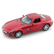 Mercedes-Benz SLS AMG 1-36 Red