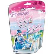 Playmobil Winterprinses met Pegasusveulen Sneeuwvlok - 5354