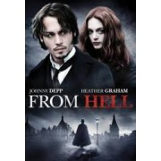 From Hell DVD 2001