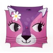 Janod umbrelă pentru copii Pisicuţă 07710 roz