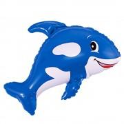 Balon folie figurina balena vesela - 80x90cm, Radar 901630