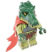 LEGO Kids 9000577 Legends of Chima Cragger Alarm Clock