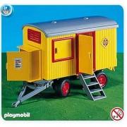 Playmobil Construction Site Trailer #7242
