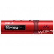 MP3 player Sony NWZB183FR.CEW MP, roșu