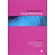The SAGE Handbook of Social Marketing by Gerard Hastings