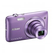 Fotoaparat Coolpix ljubicasti S3500 Nikon