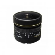 Obiectiv Sigma 8mm f/3.5 EX DG Circular Fisheye pentru Nikon