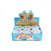 Set Royal Sand 6 cutiute cu nisip de modelat colorat si forme