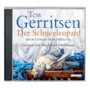 Jane Rizzoli Band 11: Der Schneeleopard (6 Audio-CDs)