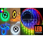 Premium RGB LED pásik, SMD5050, 300LED, 12V