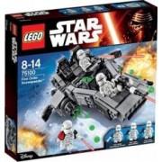 Set de constructie Lego First Order Snowspeeder