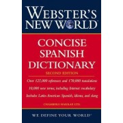 Webster's New World Concise Spanish Dictionary by Chambers Harrap Publishers Ltd.