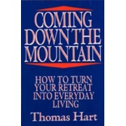 Coming Down the Mountain by Thomas M. Hart