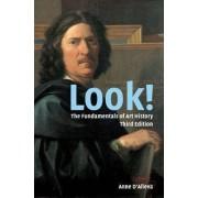 Look! Art History Fundamentals by Anne D'Alleva