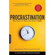 Procrastination: Why You Do It, What to Do about It Now, Paperback