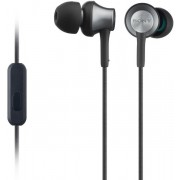 Casti Stereo Sony Headset MDR-EX650AP (jack 3.5 mm) - Black