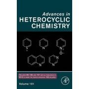 Advances in Heterocyclic Chemistry: Volume 101 by Alan R Katritzky