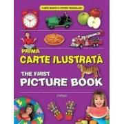 Prima carte ilustrată - The first picture book.