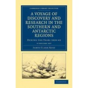 A Voyage of Discovery and Research in the Southern and Antarctic Regions, During the Years 1839-43 2 Volume Set by Sir James Clark Ross