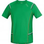 GORE RUNNING WEAR MYTHOS 6.0 Koszulka do biegania Mężczyźni zielony Koszulki do biegania krótki rękaw