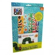 The Very Hungry Caterpillar Sticker Paradise Childrens Activity Set