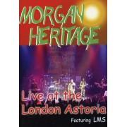 Morgan Heritage - Live At London Astoria (0022891021698) (1 DVD)