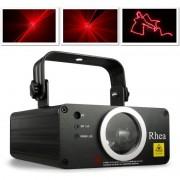 Laser Beamz Rhea DJ Disco cu efecte roșii de fulgere, DMX (SKY-153.363)