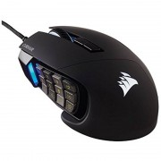 Mouse gaming Corsair Scimitar RGB Backlit Performance Optical Black
