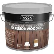 Woca Exterior Oil GRIJS voor Terras,Meubel,Blokhut enz.