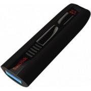 Memorie USB SanDisk Cruzer Extreme 64GB USB 3.0 negru