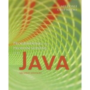 Programming and Problem Solving with Java by Nell B. Dale