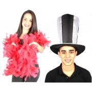 Kit Festa Casamento 207 Itens 100 Convidados