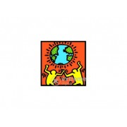 Puzzle Educa Keith Haring, World, 1000 buc.