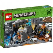 LEGO® Minecraft™ Portalul final 21124