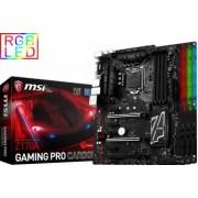Placa de baza MSI Z170A Gaming Pro Carbon Socket 1151 Bonus Aer comprimat 4World 400