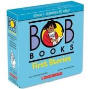 Bob Books: First Stories by Lynn Maslen Kertel