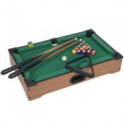 "Trademark Games Mini Table Top 20"""" Pool Table & Accessories 15-3152"