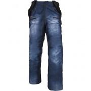 KILPI Pánské snowboardové kalhoty JEANSTER-M DM0410KIBLU Modrá XL