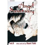 Angel Sanctuary, Vol. 9 by Kaori Yuki
