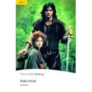 Level 2: Robin Hood by Liz Austin