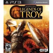 Warriors Legends of Troy PS3