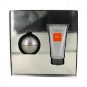 Hugo Boss In Motion 3 oz / 89 mL Eau De Toilette Spray + 5.1 oz / 151 mL Shower Gel Gift Set Men's Fragrance 465694