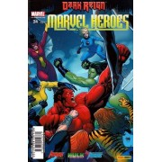 """ Ce Qui Se Passe À Vegas "" ( Avengers : The Initiative - Hulk - The Mighty Avengers ) : Marvel Heroes N° 24 ( Octobre 2009 ) - Collector Edition"