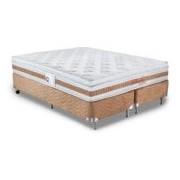 Colchão Orthocrin Molas Pocket Splendor Pró Saúde - Colchão King Size-1,93x2,03x0,30-Sem Cama Box