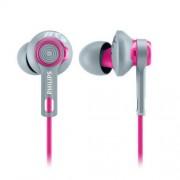 Casti Philips SHQ2300PK/00 ActionFit roz