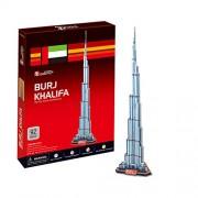 CubicFun Burj Khalifa Dubai UAE 3D Puzzle