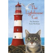 Lighthouse Cat by Sue Stainton